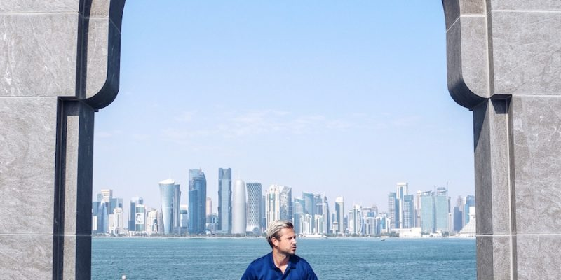 Alessandro Marras in Qatar